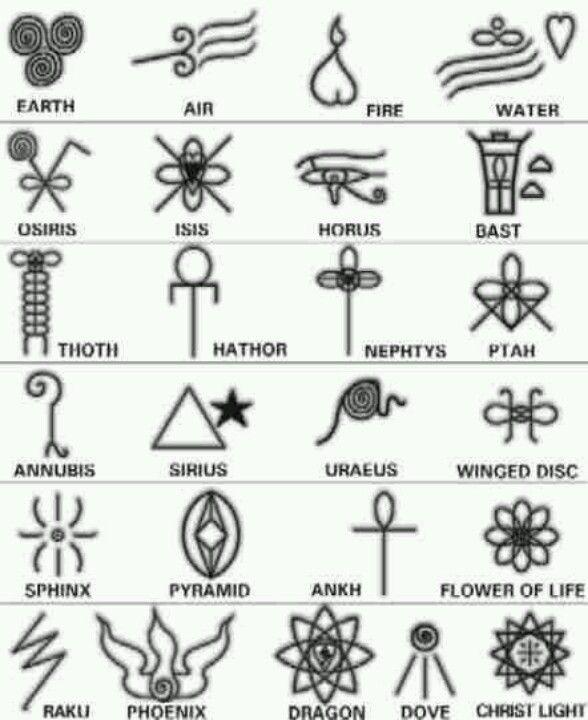 egypt symbols for love - photo #4