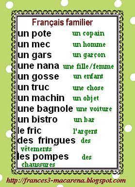 BLOG DE FRANCÉS DE LA E.S.O. (A1)
