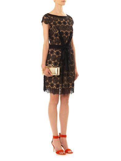 Collette by Collette Dinnigan Venice lace dress