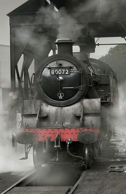 /by 2c #flickr #steam #engine  Roseli Demunno via Deborah Debbie Debs onto Next Train on this Board