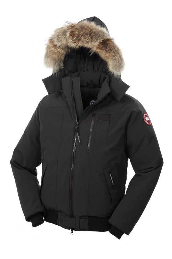 Canada Goose Borden Bomber Black Men's Jackets