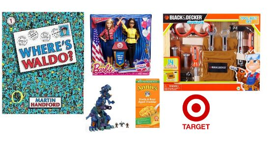 Target:  High Value Cartwheel Round Up of Deals!