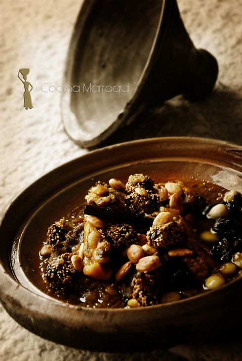 Nueva Cocina Marroqui: Tajine Makfoul {La Tajine}