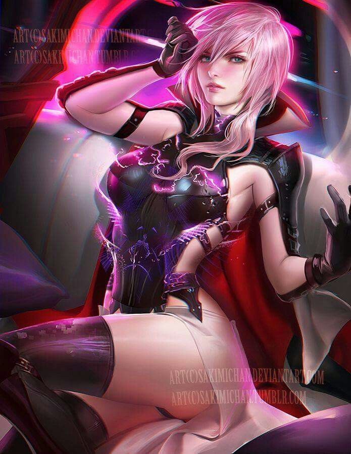 Lightning by Sakim-chan