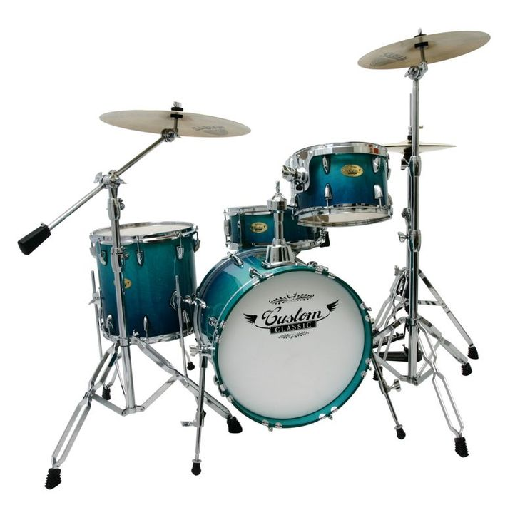 Sigler Music   Custom Classic Pro Birch Jazz Drum Set - What a beauty! Shop #SiglerMusic $619.99