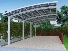 Beautiful Auminum alloy frame carport,canopy,gazebo,garage,car shelter,awning #NiceCarports