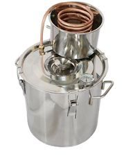Aaa Concord Ca >> 8 Gal Copper Alcohol Moonshine Ethanol Still Spirits Boiler Water Distiller @HPJ | LARP - DR ...