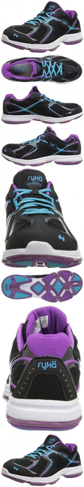 Zapatillas para caminar RYKA Women's Sky, blanco / azul, 8 W US