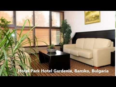 Hotel Park Hotel Gardenia, Bansko, Bulgaria