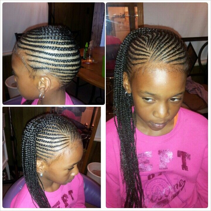 Braids Hairstyle Prepossessing 32 Best Kids Hair Do Images On Pinterest  Protective Hairstyles