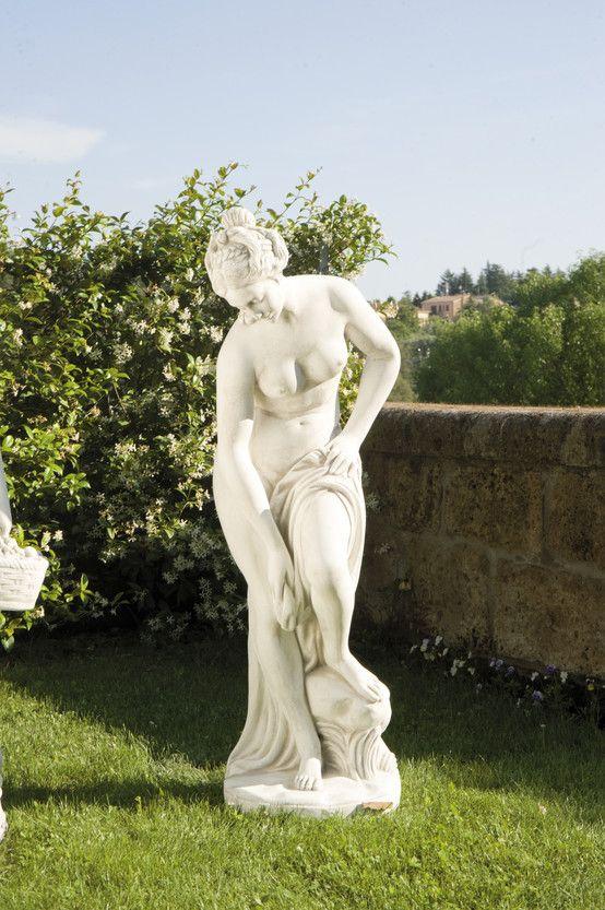 statue da giardino in cemento da esterno : Accessori & Decorazioni di pmc