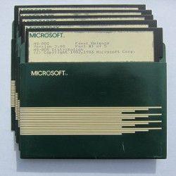 Microsoft publie le code source des 1ères versions de MS-DOS et Word