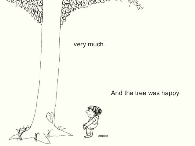 shel silverstein speech The giving tree is one of shel silverstein's most well-known works it was written and illustrated by him in the year 1964 it is published as a children's picture book.