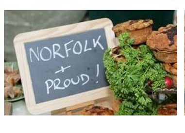 Royal Norfolk Show. 29th & 30th of June. We'll be in the food hall. Come say hello. < Loads of fab food and drink to try at this