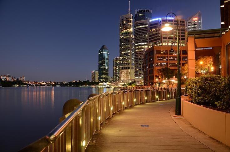 Brisbane river life by Ali st, via 500px