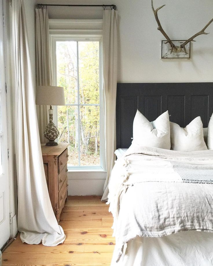 Cottage Bedroom Curtain Ideas: 25+ Best Ideas About Long Curtains On Pinterest