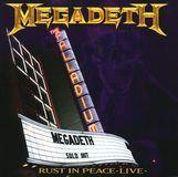 Rust in Peace Live [CD]