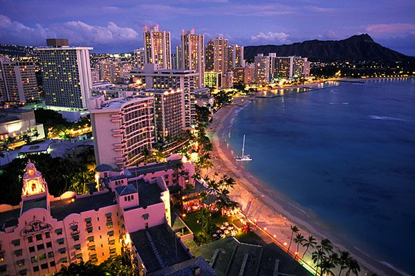 Waikiki, Hawaii-  Stationed at Schofield barracks 3 awesome years!!! Our first duty station after all the training!!! Loved having everyone come to visit and being the hostess with mostest