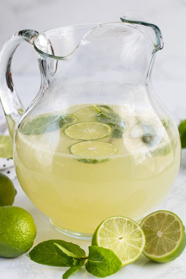 Vodka Limeade Punch Crazy For Crust Recipe Limeade Limeade Drinks Vodka Punch Recipe