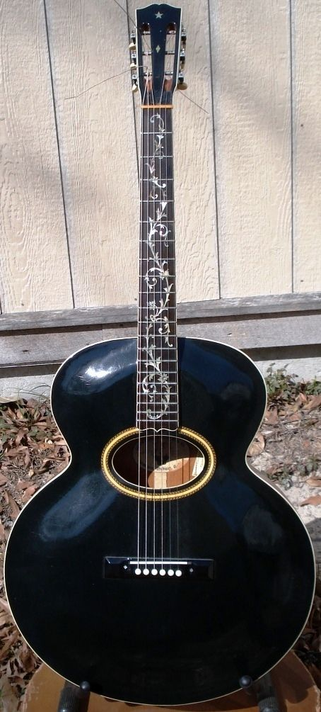 Gibson Mandolin - Guitar Manufacturing Co, Kalamazoo, Michigan  VINTAGE 1906 style O Archtop Acoustic Guitar                                                                                                                                                      More