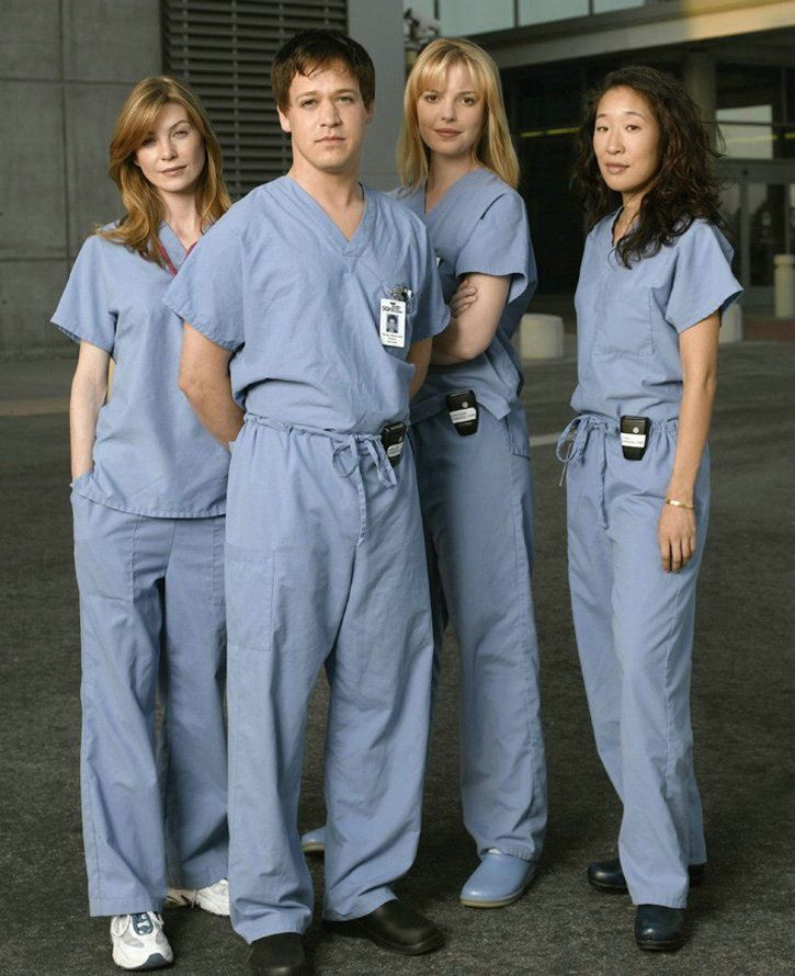 Grey's Anatomy - Season 1 if only I was a doctor