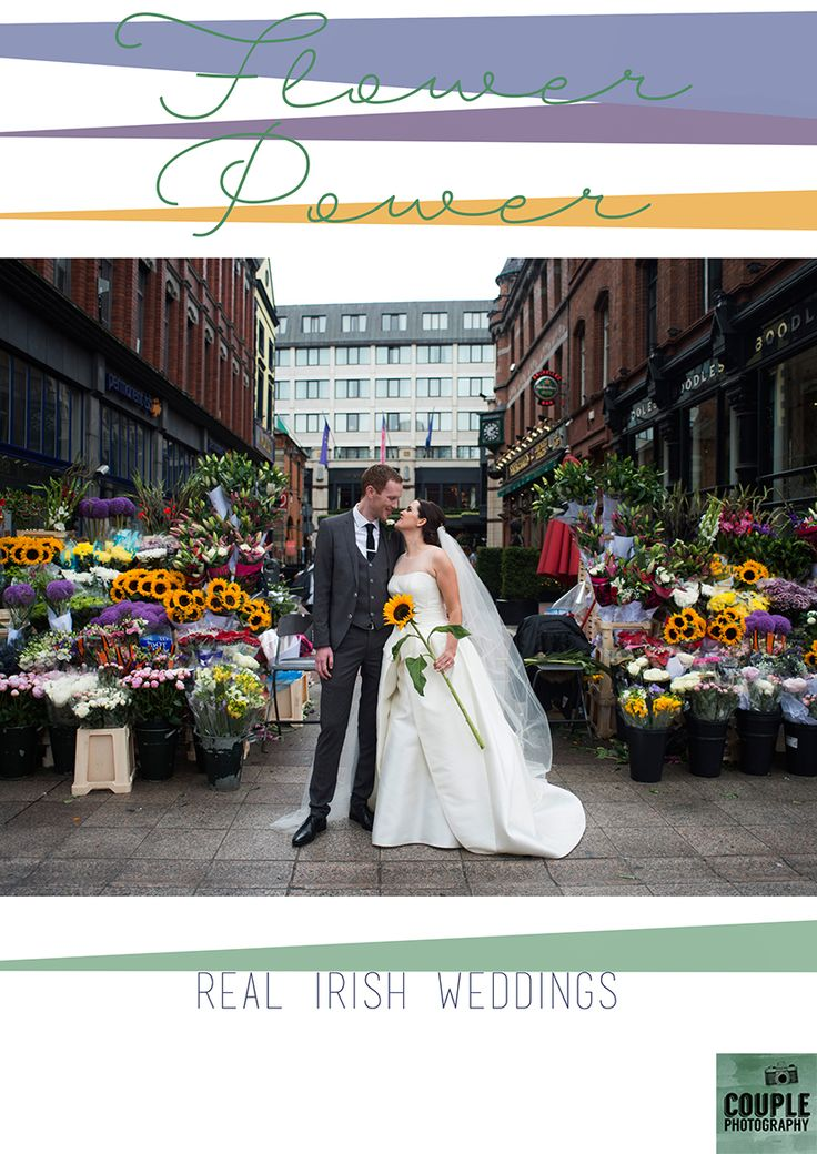 Deirdre and Paul stroll down Grafton Street for their city centre Dublin Wedding and meet all the passers by.  Check out their wedding and all our other real weddings on our site. http://www.couple.ie