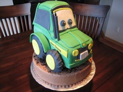 John Deere cake - HOW FREEKIN' ADORABLE!: John Deer Tractors, Gifts Cards, Tractor Cakes, John Deer Cakes, Tractors Cakes, Parties Ideas, Bday Cakes, Tractor Birthday Cakes, Birthday Ideas