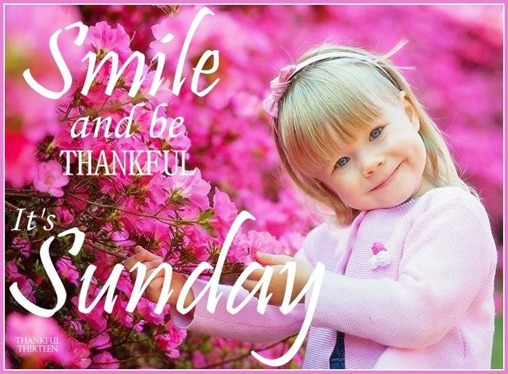 272 Best Images About **Happy Sunday** On Pinterest