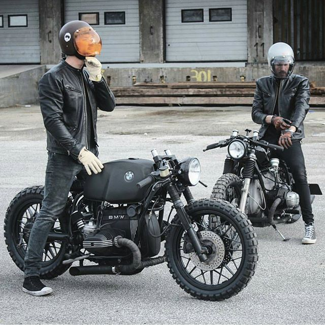 Bmw R100 Cafe Racer Tag A Friend Who Would Ride This