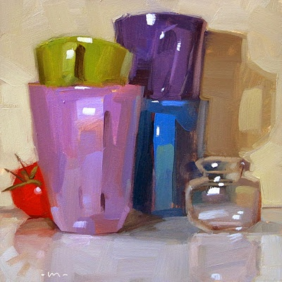Carol Marine one of my favorite Daily Painters