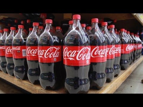 ▶ How Coca Cola Is Made - YouTube