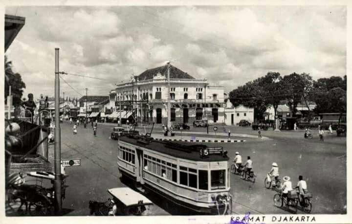Kramat, Jakarta 1963
