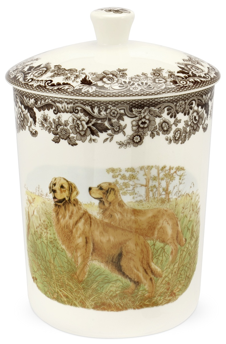 69 best beautiful canister sets images on pinterest canister spode woodland 8