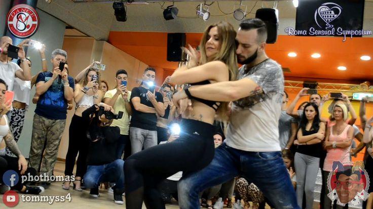 Sergio y Marichu [Un Nuevo Amor] @ Roma Sensual Symposium 2016 - YouTube