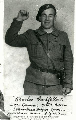 Spanish Civil War International Brigade Volunteers - University of Salford Institutional Repository