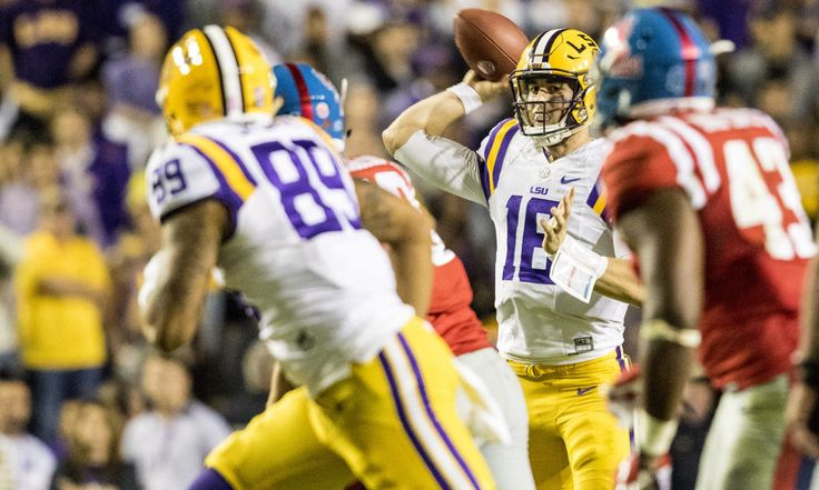QB play paramount for LSU's upset hopes = For LSU junior running back Leonard Fournette, there's no doubt that Saturday night's game against the top-ranked Alabama Crimson Tide is personal.  Fournette was stuffed for just 31 yards on 16 carries in last season's.....