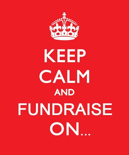 Fundraising!