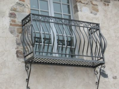 Wrought Iron Balconies, Wrought Iron Juliet Balconies, Metal Balconies, Steel Balconies, Steel Juliet Balcony, Metal Juliette Balcony, Balcony Contractor, Outdoor Balconies Indoor Balconies