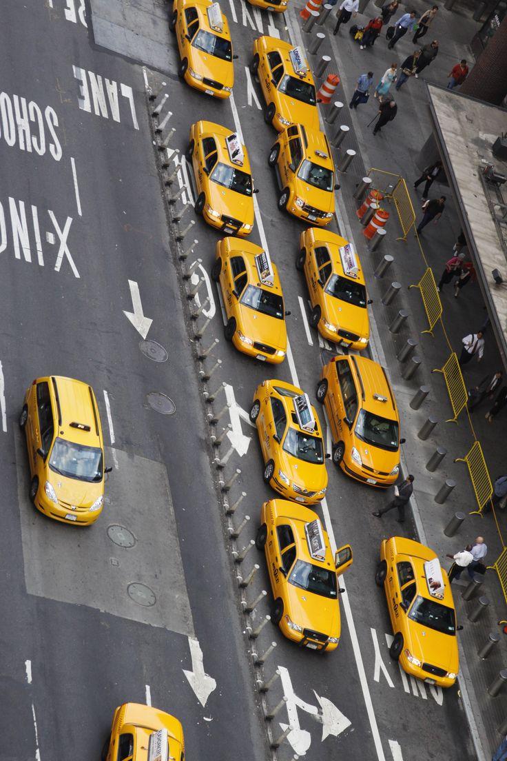 New York City Cabs #Manhattan #New_York Hotel http://VIPsAccess.com/luxury-hotels-manhattan-ny.html