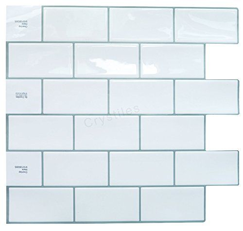 Crystiles Peel and Stick Self-Adhesive Vinyl Wall Tiles, ... https://www.amazon.com/dp/B01L6XGT7W/ref=cm_sw_r_pi_dp_x_mdkRybSDRCP67