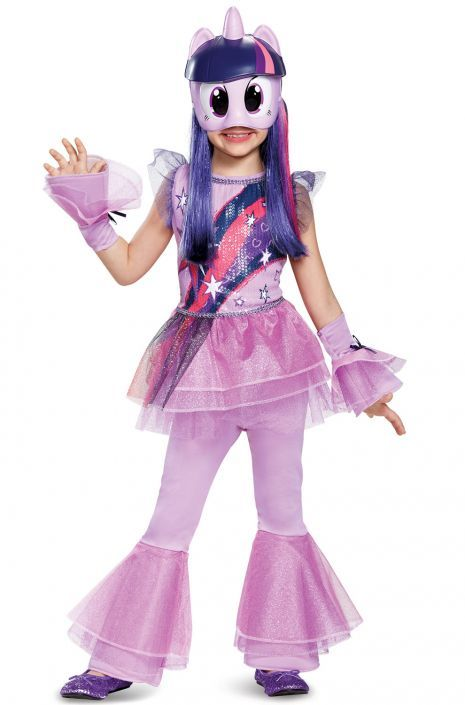 Twilight Sparkle Movie Deluxe Toddler/Child Costume
