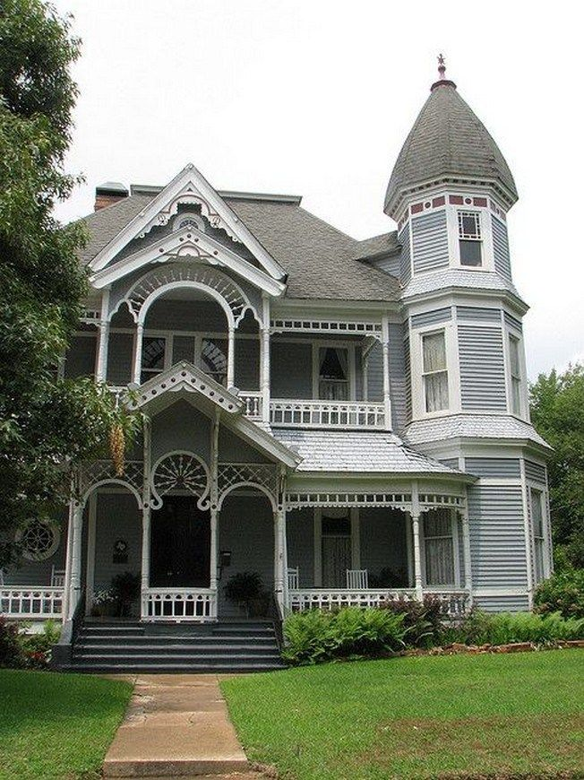 47 Stunning Old Houses Design Ideas For You 15 Victorian Homes Victorian House Colors Victorian Style Homes