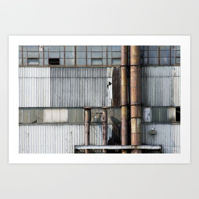 """Warehouse"" by Shy Photog - $19.00"