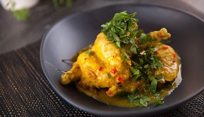 Chicken and Coconut Milk Adobo | Good Chef Bad Chef