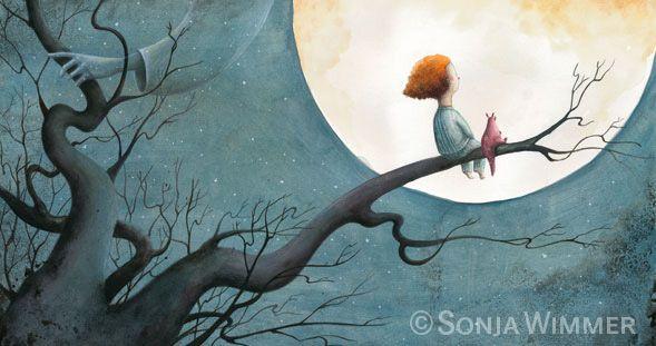 Sonja Wimmer: Cada noche, antes de dormir...