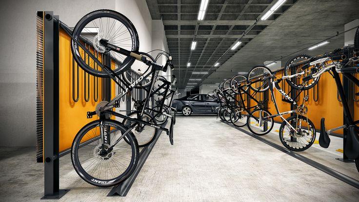 Bicicletário Itaú Faria Lima 3500
