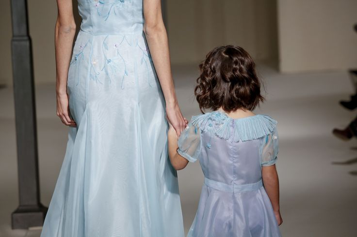 #MartinaCouture #ImagoVeli #fashionshow #catwalk #baby #model #Gowns #Collection SS 2016