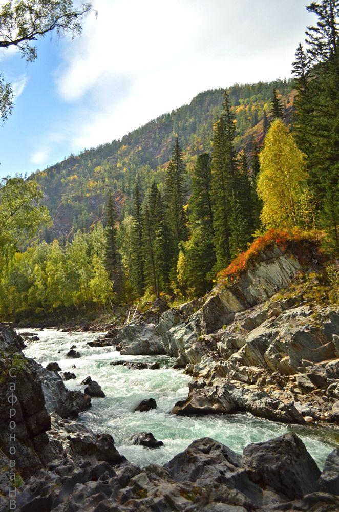 Осень на Кумире, Алтай