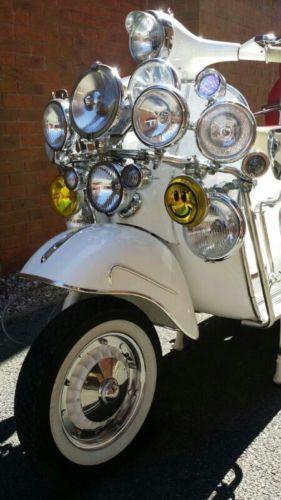 VESPA PX 125 T5 ENGINE GS LOOK | eBay