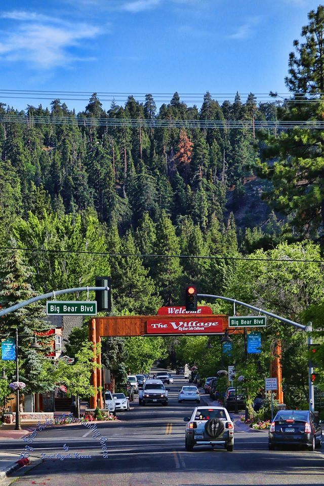 10 More Towns In Southern California That Have The Best Main Streets You Gotta Visit    2. Big Bear Lake Village                                                                                                                                                                                 More